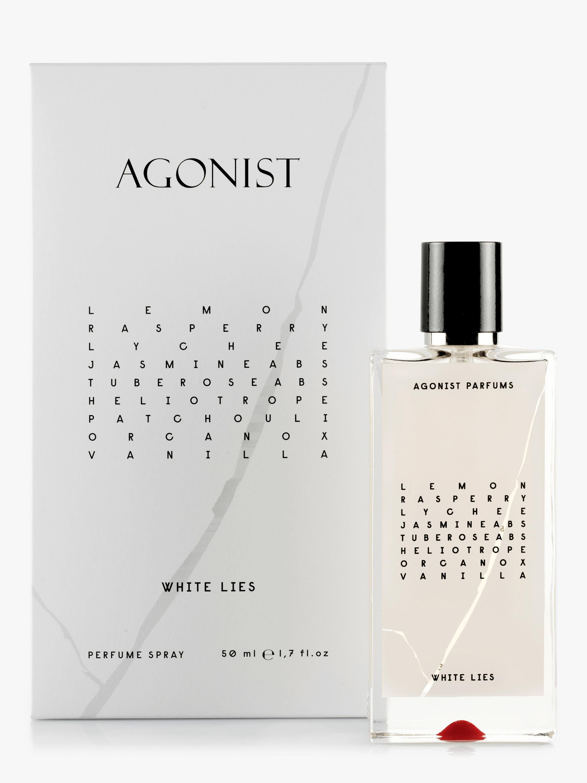 Agonist Parfums White Lies Perfume Spray 50ml Olivela