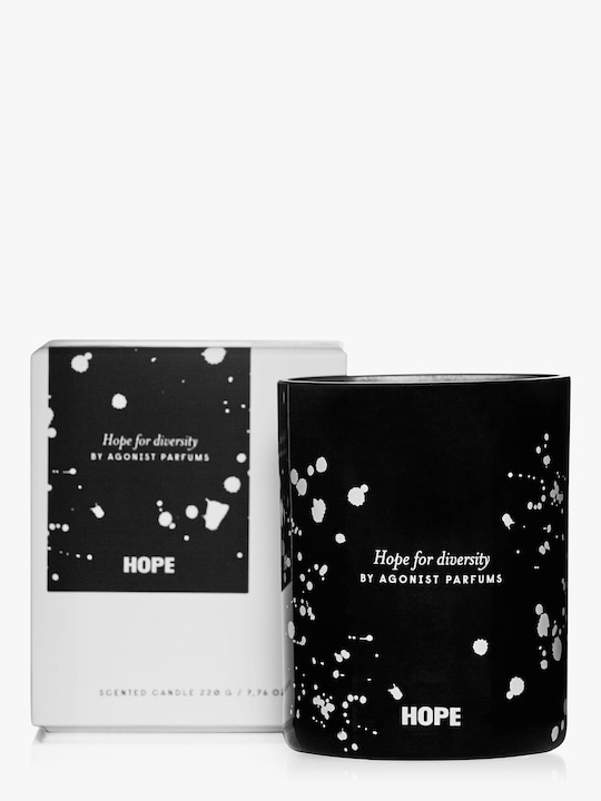 Agonist Parfums Hope For Diversity Candle 1