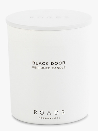 Black Door Candle 200g