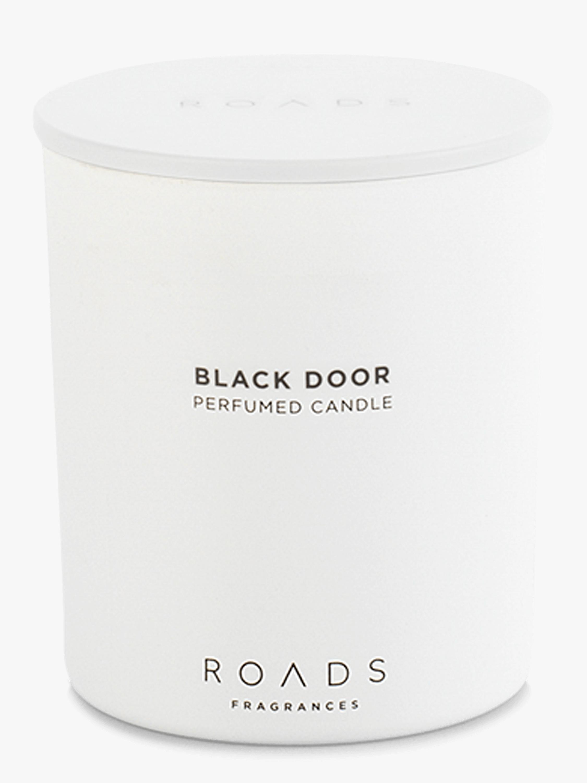 Roads Fragrances Black Door Candle 200g 1