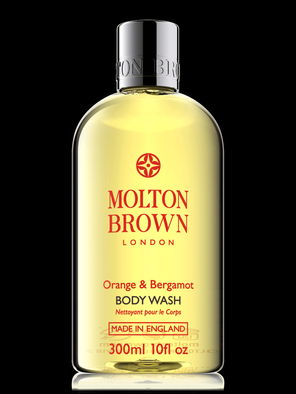 Orange & Bergamot Body Wash 300ml