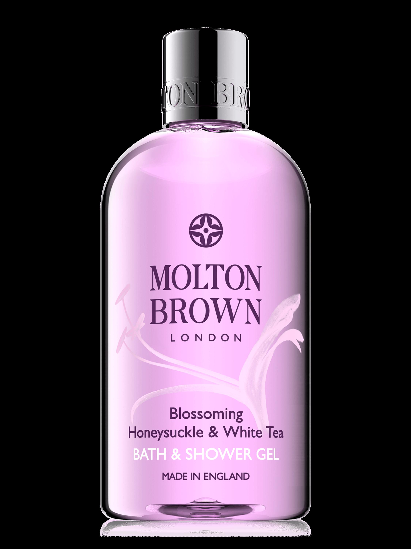 Blossoming Honeysuckle & White Tea Bath & Shower Gel 300ml