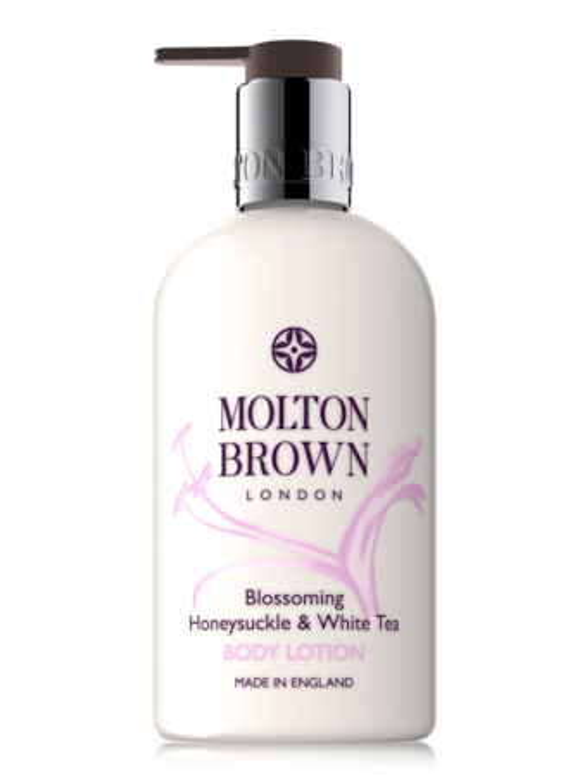 Blossoming Honeysuckle & White Tea Body Lotion 300ml