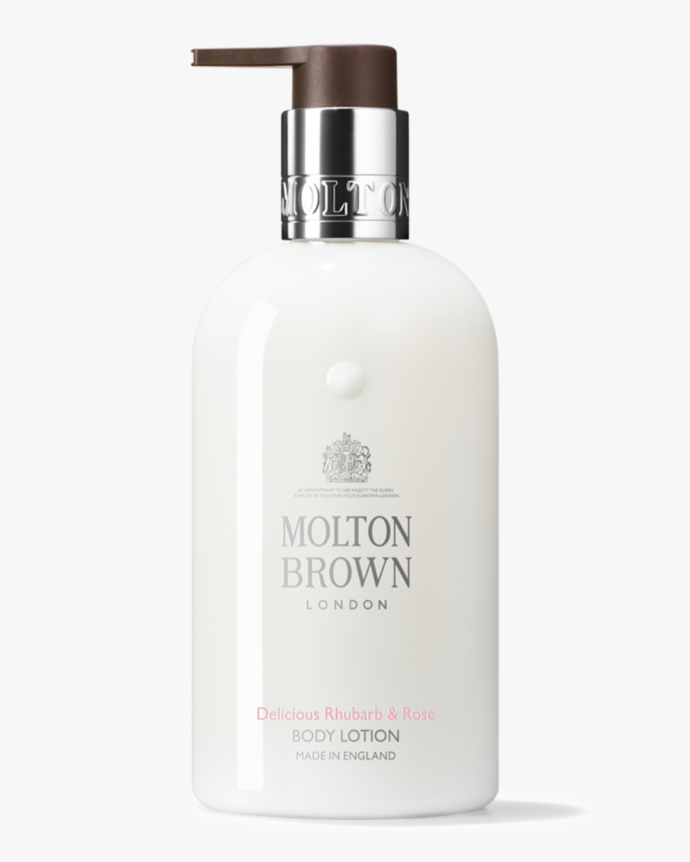 Molton Brown Delicious Rhubarb & Rose Body Lotion 300ml 2