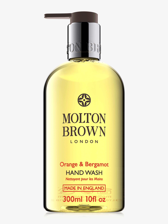 Molton Brown Orange & Bergamot Hand Wash 300ml 1