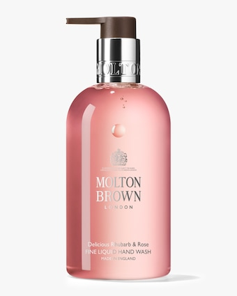 Molton Brown Delicious Rhubarb & Rose Hand Wash 300ml 2