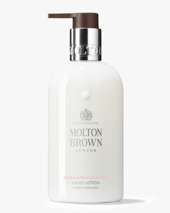 Molton Brown Delicious Rhubarb & Rose Hand Lotion 300ml 2