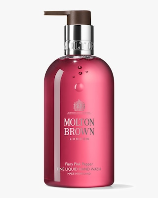 Molton Brown Fiery Pink Pepperpod Hand Wash 300ml 2