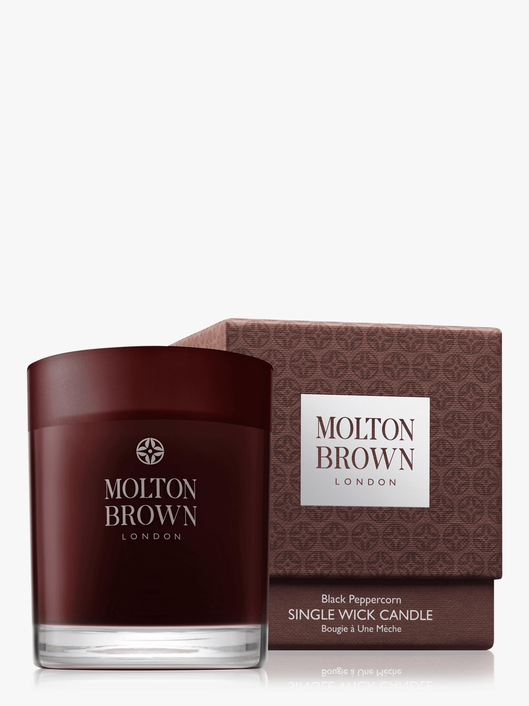 Molton Brown Black Peppercorn Single Wick Candle 2