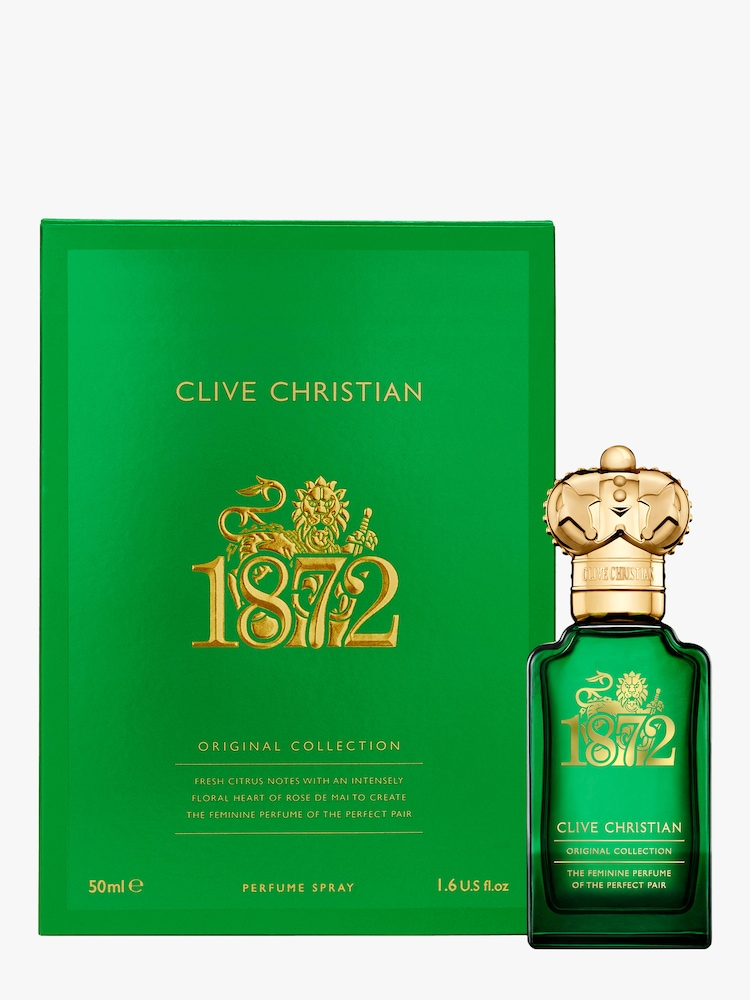 Original Collection 1872 Feminine 50ml Clive Christian