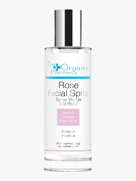 The Organic Pharmacy Rose Facial Spritz 0