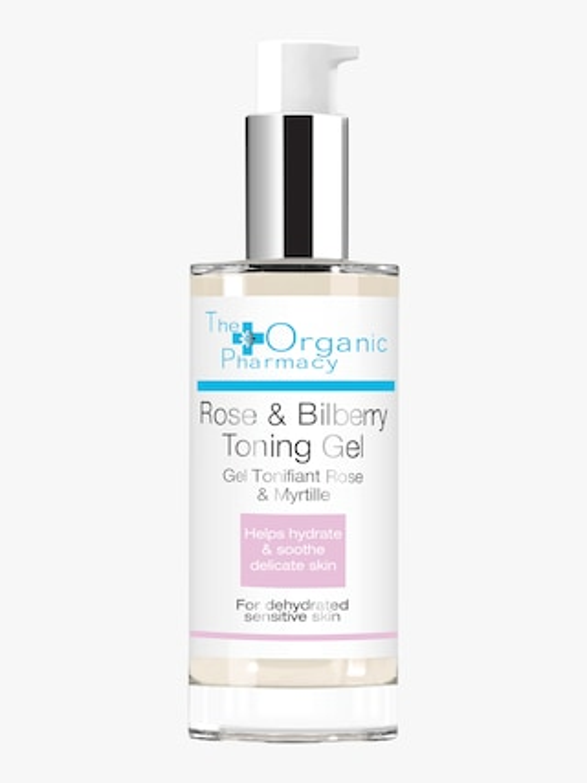The Organic Pharmacy Rose & Bilberry Toning Gel 2