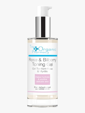 Rose & Bilberry Toning Gel