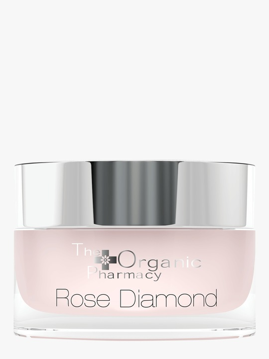 The Organic Pharmacy Rose Diamond Face Cream 0