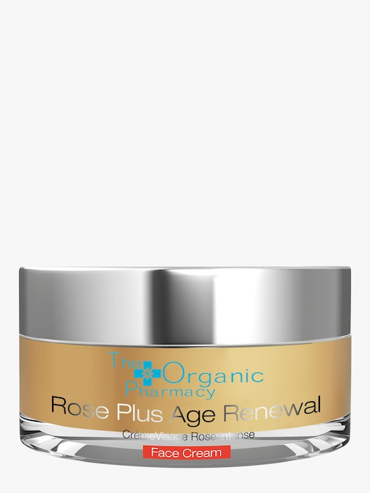 The Organic Pharmacy Rose Plus Age Renewal Face Cream 0
