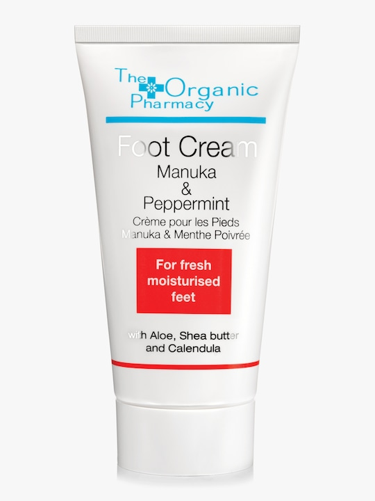 The Organic Pharmacy Manuka & Peppermint Foot Cream 0