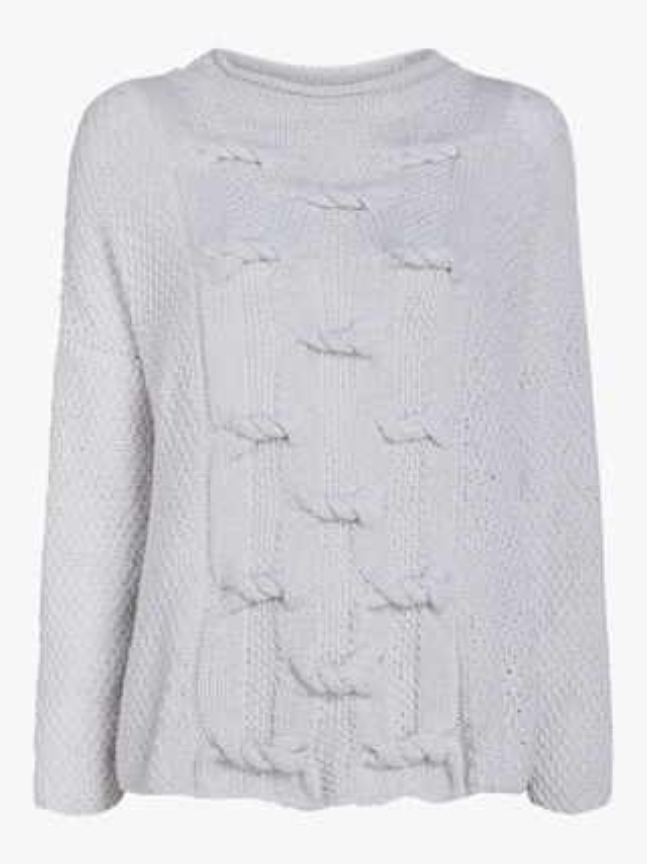 Ebree Mockneck Cashmere Sweater