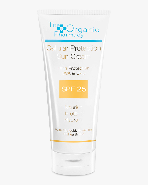 The Organic Pharmacy Cellular Protection Sun Cream SPF 25 0