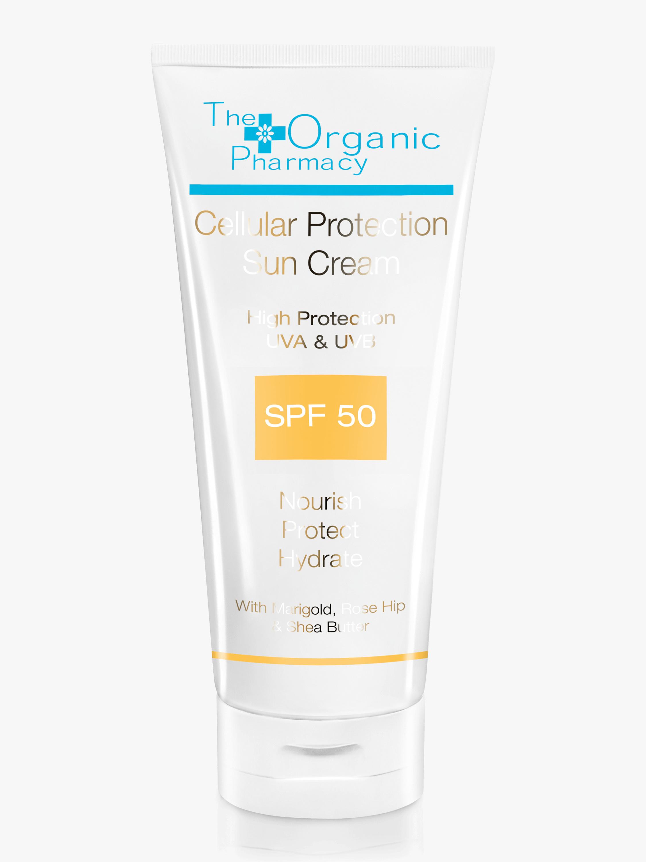 The Organic Pharmacy Cellular Protection Sun Cream SPF 50 0