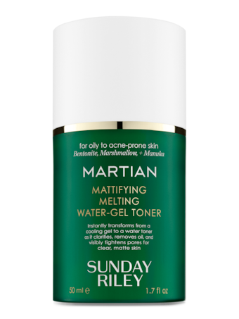 Martian Mattifying Melting Water-Gel Toner 50ml