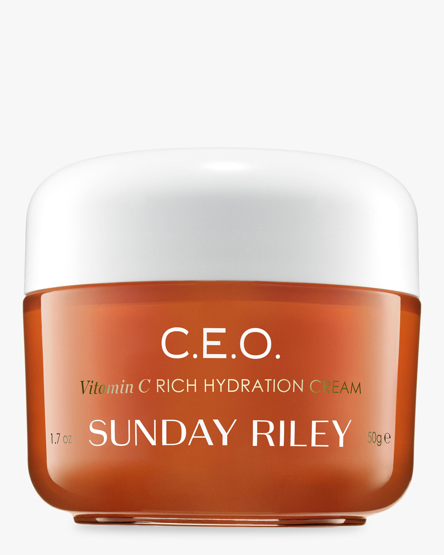 Sunday Riley C.E.O. Vitamin C Rich Hydration Cream 50g 1