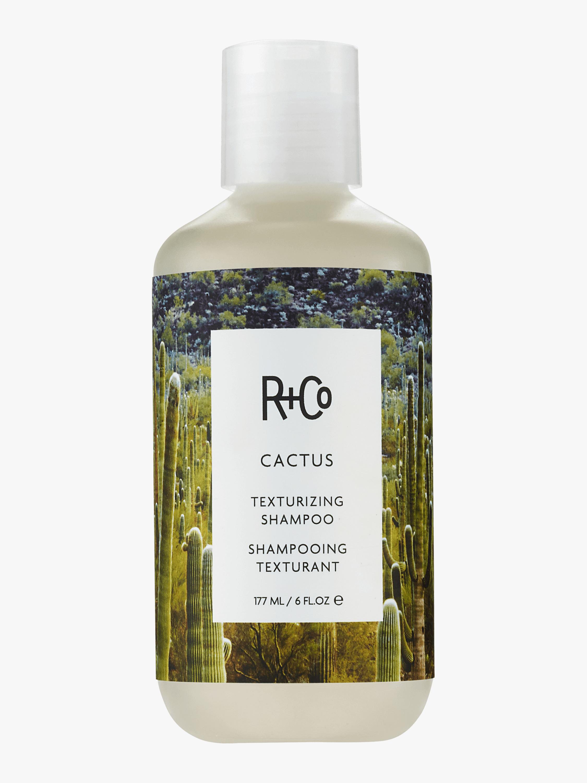 R+Co Cactus Texturizing Shampoo 177ml 2