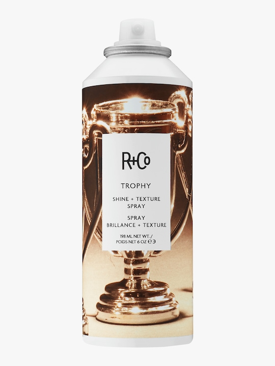 R+Co Trophy Shine + Texture Spray 198ml 0