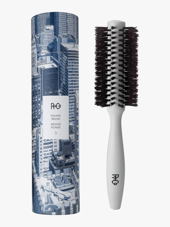 R+Co Medium Round Brush 2