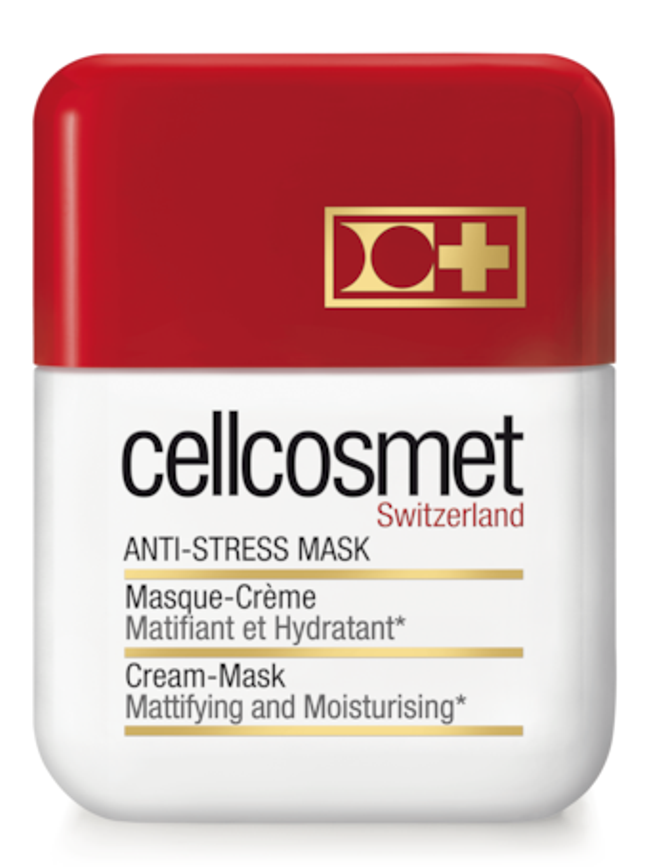 Anti -Stress Cream Mask