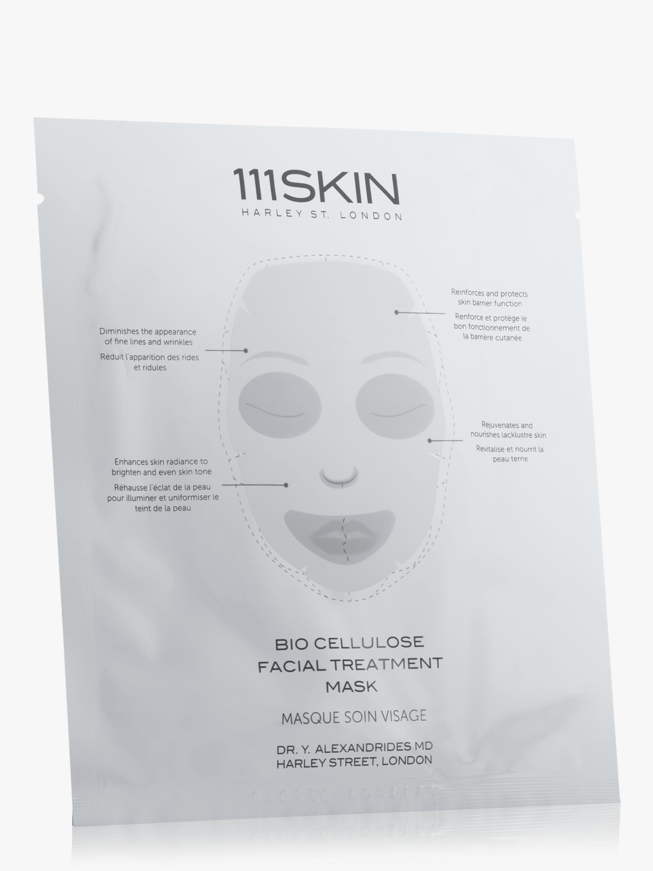 111Skin Bio Cellulose Treatment Mask Box 5 x 30ml 1
