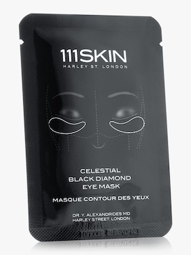 Celestial Black Diamond Eye Mask Box