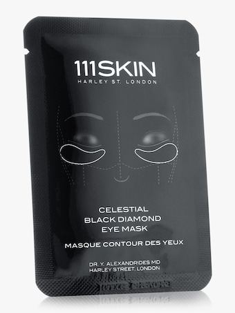 111Skin Celestial Black Diamond Eye Mask Box 2