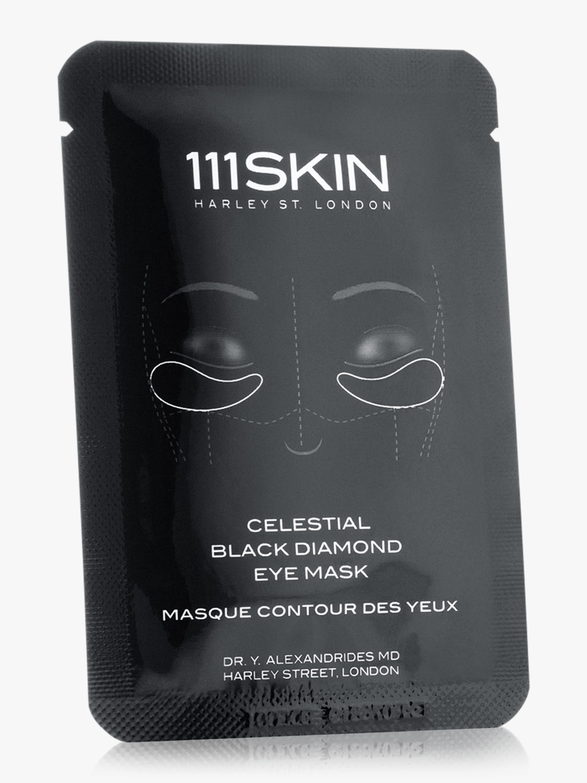 111Skin Celestial Black Diamond Eye Mask Box 1