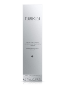 Meso Infusion Overnight Clinical Mask 75ml