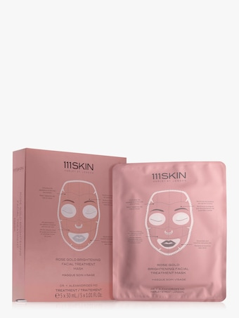 Rose Gold Brightening Facial Treatment Mask 150ml