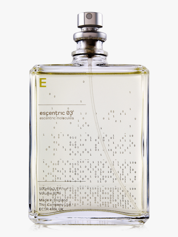 Escentric Molecules Escentric 03 Eau de Toilette 100ml 1
