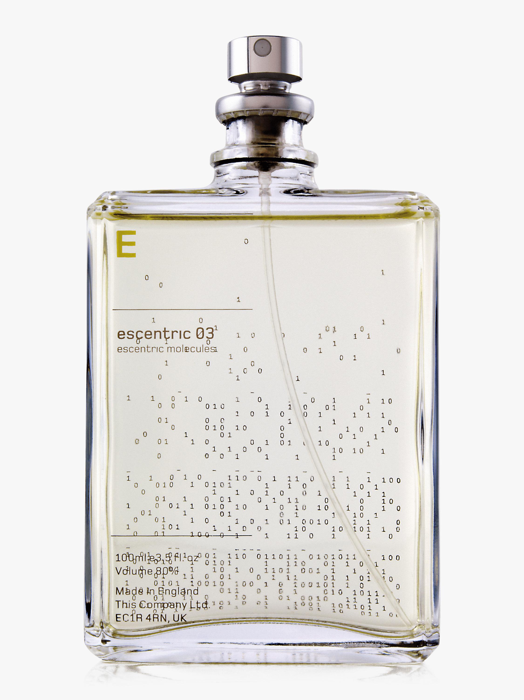 Escentric Molecules Escentric 03 Eau de Toilette 100ml 0