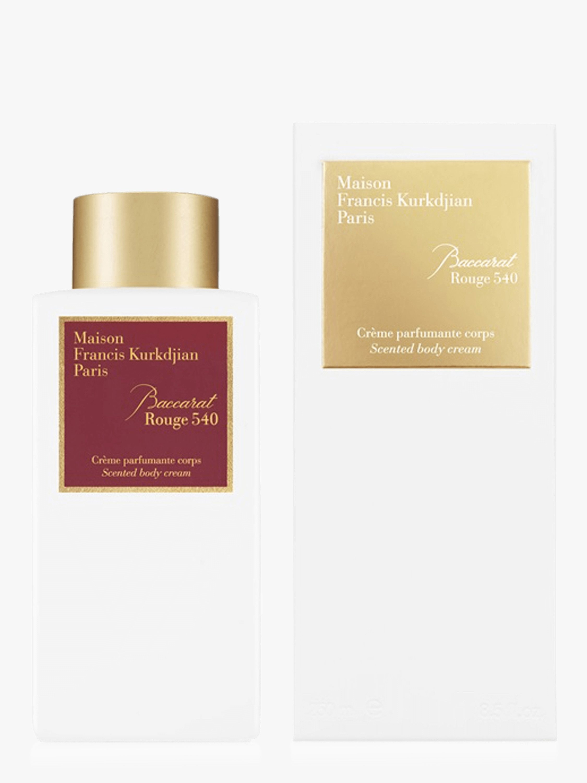 Maison Francis Kurkdjian Baccarat Rouge 540 Body Cream 250ml 2