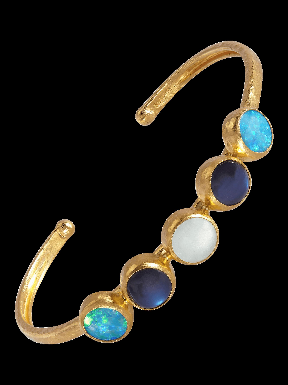 Gurhan Amulet Hue Multi-stone Bracelet ADe9Q
