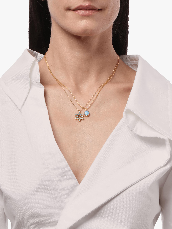 Juju Opal Pendant Necklace