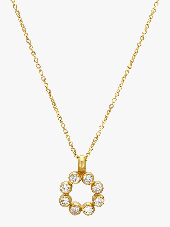 Juju Pendant Necklace