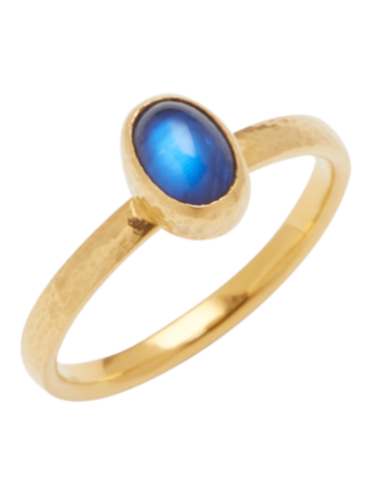 Delicate Hue Ring