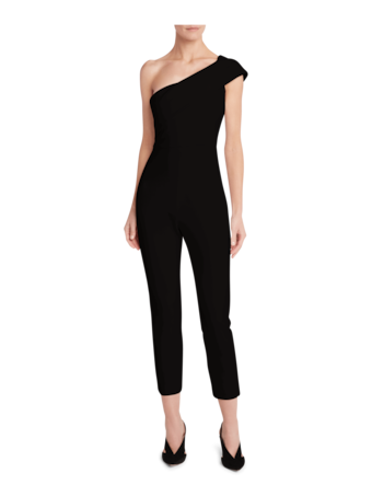 Seina Cropped Jumpsuit