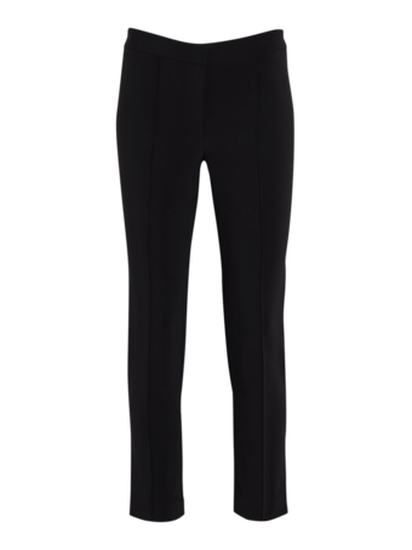 Stretch Cady Cigarette Pants