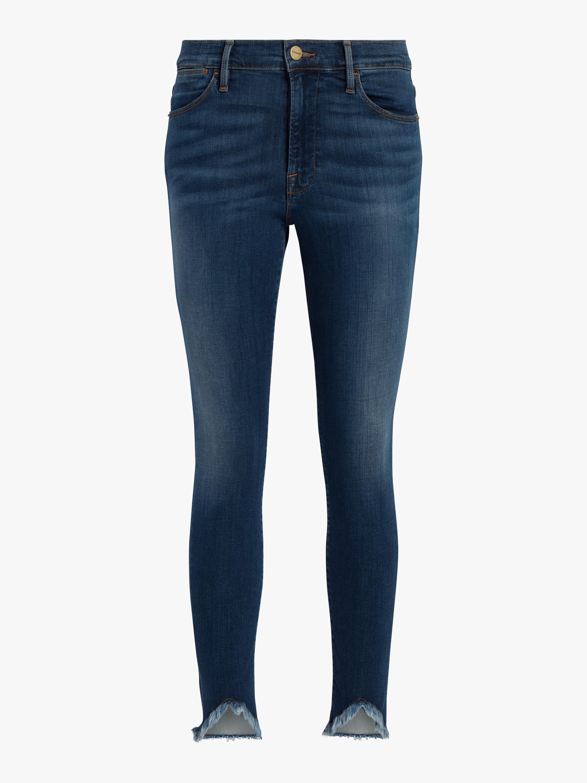 Le Skinny De Jeanne Fringe Jeans