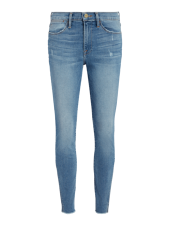 Le High Skinny Gusset Jeans