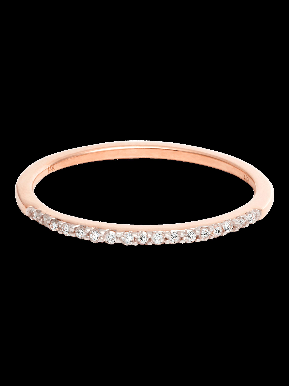 Pavé Band Ring