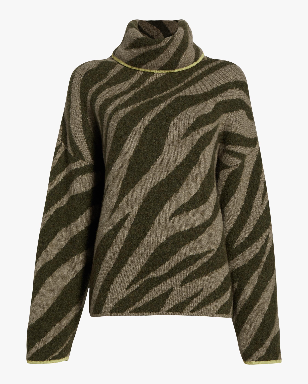 Kiki Funnel Neck Sweater