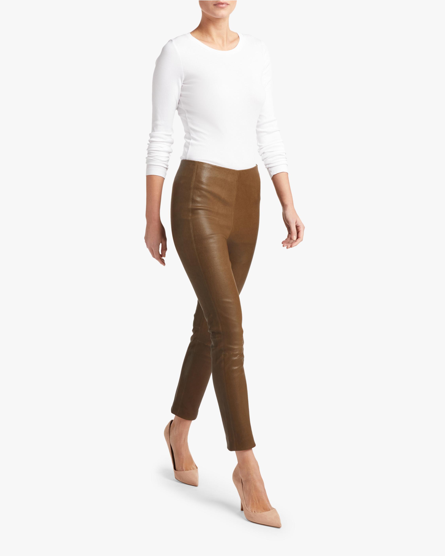 rag & bone Simone Leather Pants 1