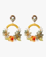 Ranjana Khan Mariah Clip-On Earrings 0